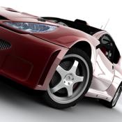 Androidアプリ「オートラリーレーシング:高速」のアイコン