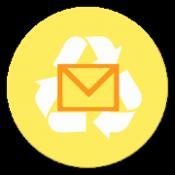 Androidアプリ「捨てメアド 【メルアドぽいぽい】 - メルアドを無限に作成!」のアイコン