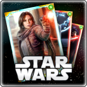 Androidアプリ「STAR WARS™: FORCE COLLECTION」のアイコン