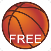 Androidアプリ「Boxscore For Basketball FREE」のアイコン