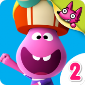 Androidアプリ「Jelly Jamm 2 - Videos for Kids」のアイコン