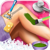 Androidアプリ「王女美脚SPA」のアイコン