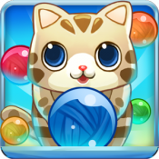 Androidアプリ「Bubble Cat」のアイコン