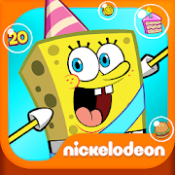 Androidアプリ「SpongeBob Moves In」のアイコン
