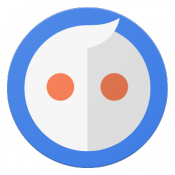 Androidアプリ「Now for Reddit」のアイコン
