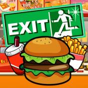 Androidアプリ「ファーストフード店からの脱出」のアイコン