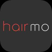 Androidアプリ「最大90%オフ!どこよりも安い美容室予約アプリ hairmo」のアイコン