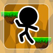 Androidアプリ「崖ジャンプ」のアイコン