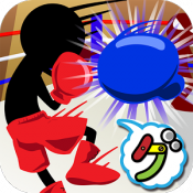 Androidアプリ「よけろ!ボクシング」のアイコン