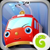 Androidアプリ「GoccoしょうぼうしゃPro - 子ども向け消防士ゲーム」のアイコン