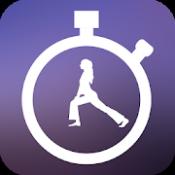 Androidアプリ「インターバルタイマー HIITトレーニング&フィットネス」のアイコン