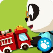 Androidアプリ「Dr. Pandaのおもちゃの車」のアイコン