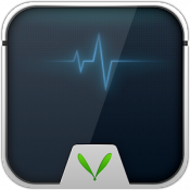 Androidアプリ「Electrocardiogram Locker Theme」のアイコン