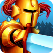 Androidアプリ「Heroes : A Grail Quest」のアイコン