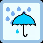 Androidアプリ「お天気アラーム(雨アラーム)」のアイコン