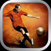 Androidアプリ「欧州・国内サッカー情報- 無料で速報ニュースを確認」のアイコン