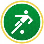 Androidアプリ「Onefootball Brasil - World Cup」のアイコン