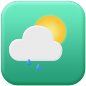 Androidアプリ「Weather 天気予報」のアイコン