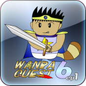 Androidアプリ「WANPA QUEST6 ep1 - RPG風脱出ゲーム」のアイコン
