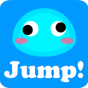 Androidアプリ「Jumpin' Slime」のアイコン