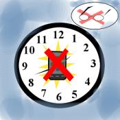 Androidアプリ「スマホ使用時間管理人」のアイコン