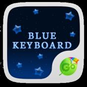 Androidアプリ「GO Keyboard Blue Night Theme」のアイコン