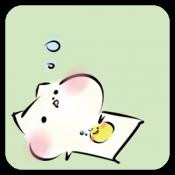 Androidアプリ「プチウィジェット・マナー・猫」のアイコン