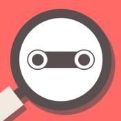 Androidアプリ「妖怪サーチ - 妖怪ウォッチ3DSの妖怪データ検索アプリ」のアイコン
