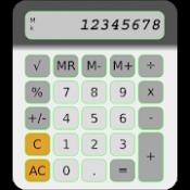 Androidアプリ「電卓 andanCalc LT+」のアイコン