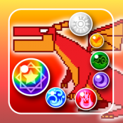 Androidアプリ「パズル勇者」のアイコン