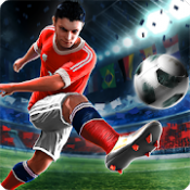 Androidアプリ「Final Kick 2018: オンラインサッカー」のアイコン