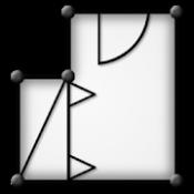 Androidアプリ「間取りー図 Pro」のアイコン