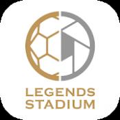 Androidアプリ「サッカー動画・サッカーニュース速報が見れるサッカー情報アプリ【LEGENDS STADIUM】」のアイコン