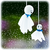 Androidアプリ「雨宿り」のアイコン