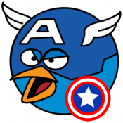 Androidアプリ「Angry Superheros Game」のアイコン