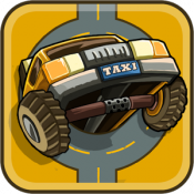 Androidアプリ「Drive In The Line」のアイコン