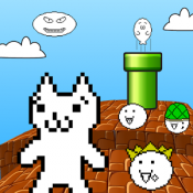 Androidアプリ「Cat Mario World : Super Syobon」のアイコン