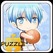 Androidアプリ「スライドパズル 黒子のバスケ」のアイコン