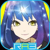 Androidアプリ「着せ替え RagazzA3 (ラガッツァ)」のアイコン