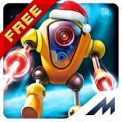 Androidアプリ「Toy Defense 4: Sci-Fi TD Free」のアイコン