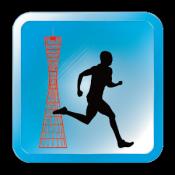 Androidアプリ「バーチャル神戸マラソン」のアイコン