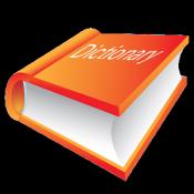 Androidアプリ「契約・法律用語英和和英辞典」のアイコン
