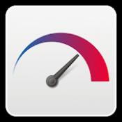 Androidアプリ「ドコモスピードテスト」のアイコン
