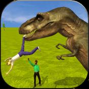 Androidアプリ「Dinosaur Simulator」のアイコン