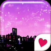 Androidアプリ「かわいいきせかえ壁紙★Twilight sky」のアイコン