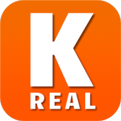 Androidアプリ「字幕韓流動画【K-REAL】」のアイコン