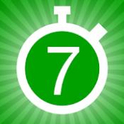 Androidアプリ「7 分間エクササイズ」のアイコン