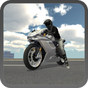 Androidアプリ「Extreme Motorbike Racer 3D」のアイコン