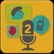 Androidアプリ「ボイスチェンジャー2」のアイコン