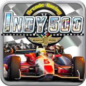 Androidアプリ「INDY 500 Arcade Racing」のアイコン